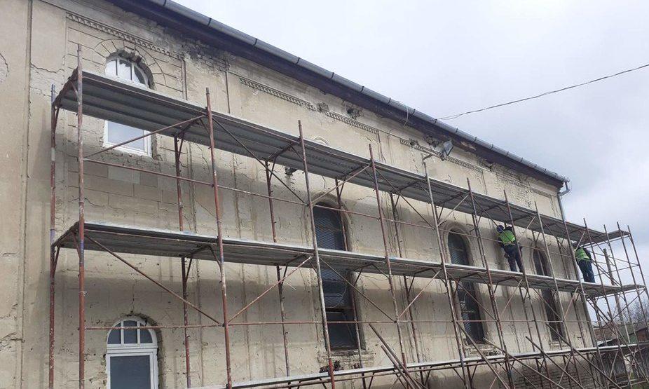 610 ezer euróból újítják fel Zentán a kis zsinagóga épületét