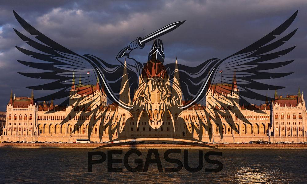 Pegasus figyel téged!